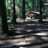 Horseshoe Bend group site (b) - Cowichan River Prov. Park.JPG